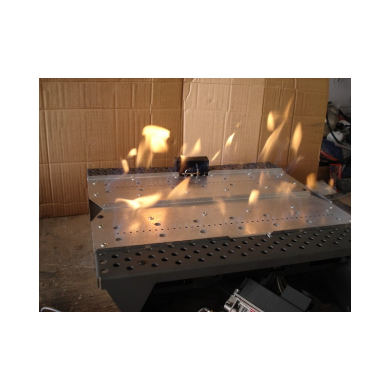 Quemador de gas para estufa de dise o ecospain - Estufas de gas para interior ...