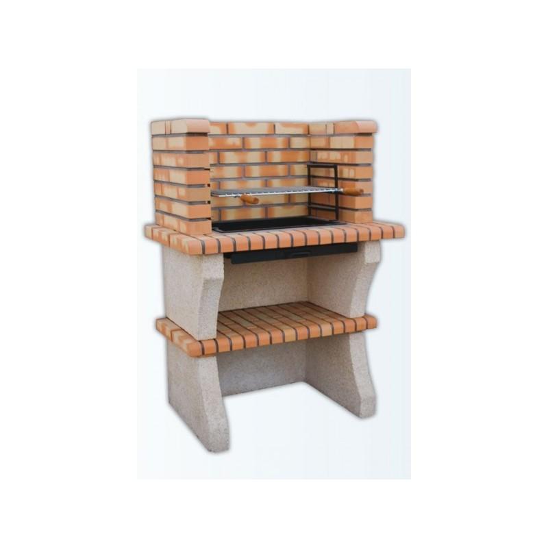 Barbacoa de obra 129 - Bauhaus estufas de lena ...