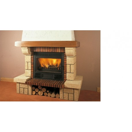 Revestimiento p 101 de hergom - Revestimientos de chimeneas rusticas ...