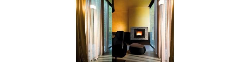 Decoracion mueble sofa calefaccion de lena con radiadores - Calefaccion de lena con radiadores ...