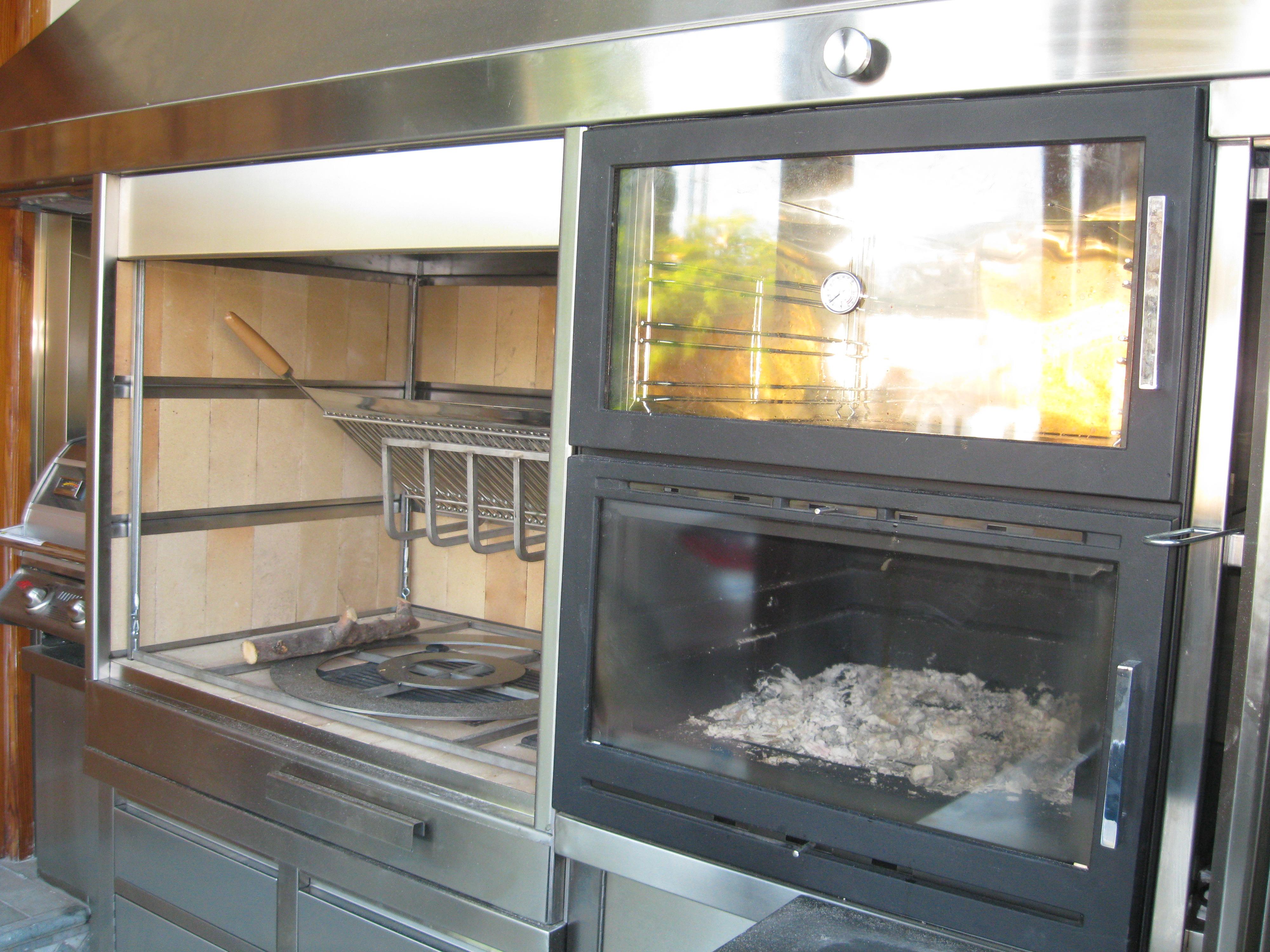 Barbacoas y hornos chimeneas mediterranea - Barbacoas y hornos ...