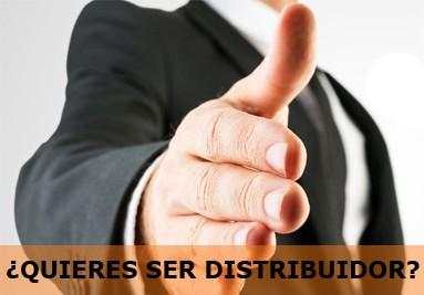 Quieres ser distribuidor