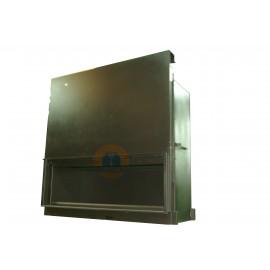 Hogar guillotina
