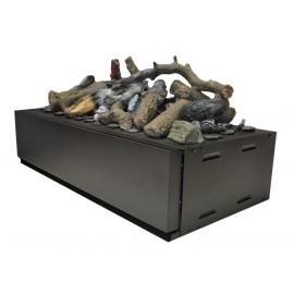 Chimenea eléctrica Kit Glamm 3D L de GlammFire