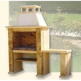 Barbacoa modelo Cendra de Eurollama Home