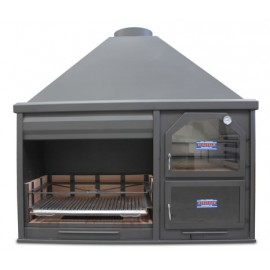 Duo Barbacoa Plus 180 XL de Amarsa