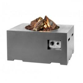 Barbacoa mesa rectangular pequeña SLP