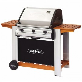 Barbacoa Outback Hunter Inox Plus. SLP