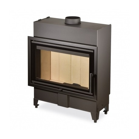 chimenea frontal . HEAT F 66/41 Slim