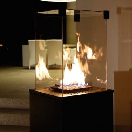 estufa de terraza a gas outdoor